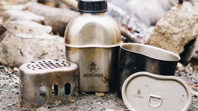 【MADUROセレクション】9月はキャンプ!キャンプ芸人も愛用の「パスファインダー カンティーン クッキングセット」