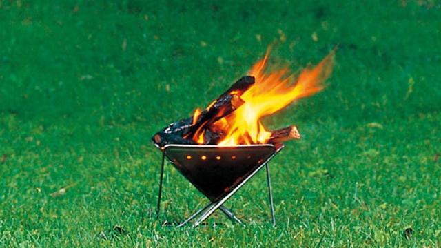 【MADUROセレクション】9月はキャンプ!王道の超ロングセラー、スノーピーク「焚火台」