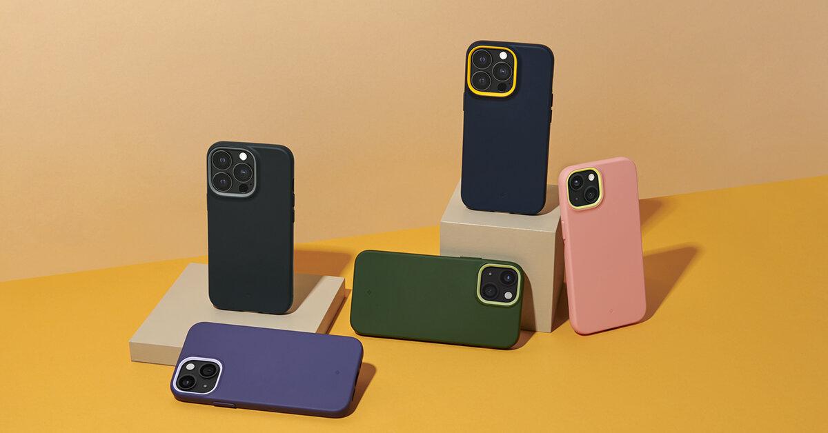 iPhone13シリーズ専用!スタイリッシュなケースはマストチェック