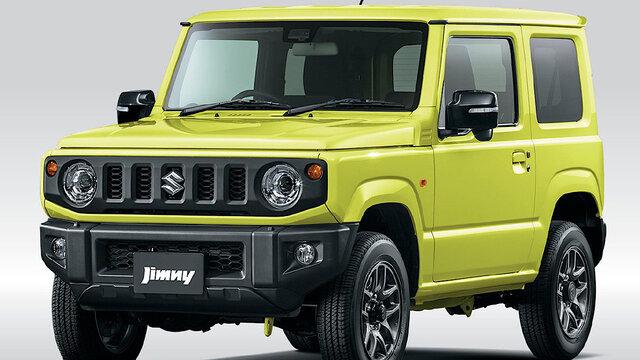 スズキ「ジムニー」「ジムニーシエラ」一部仕様チェンジ。機能追加で4速AT車の燃費も向上!