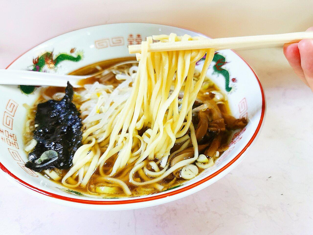 【街中華】新宿「岐阜屋」え、この価格でいいの?自家製麺のラーメンはボリューム満点!