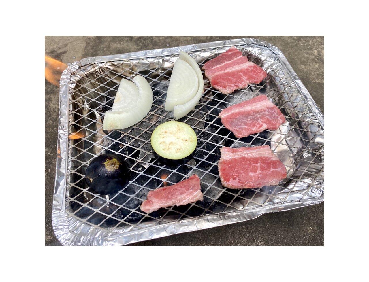 コスパ最強300円!ダイソーのインスタントコンロ、BBQでの使い心地はいかに!?