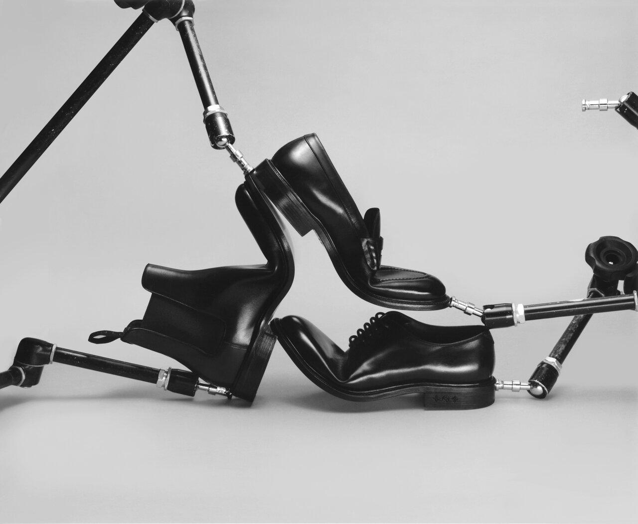 クラフツマンシップとエレガンスが融合。スニーカーのように履ける「ヴァンドーム フレックス」