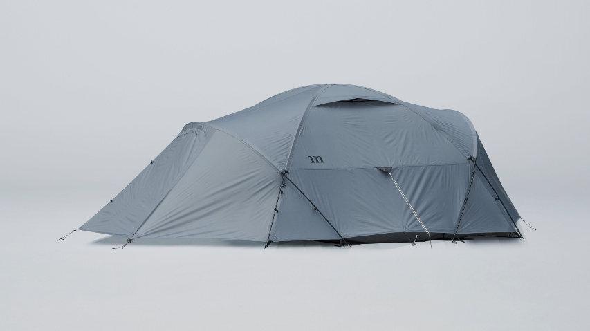 テント界の新たなスタンダード。muraco「NORM」は何をとってもバランスが良い