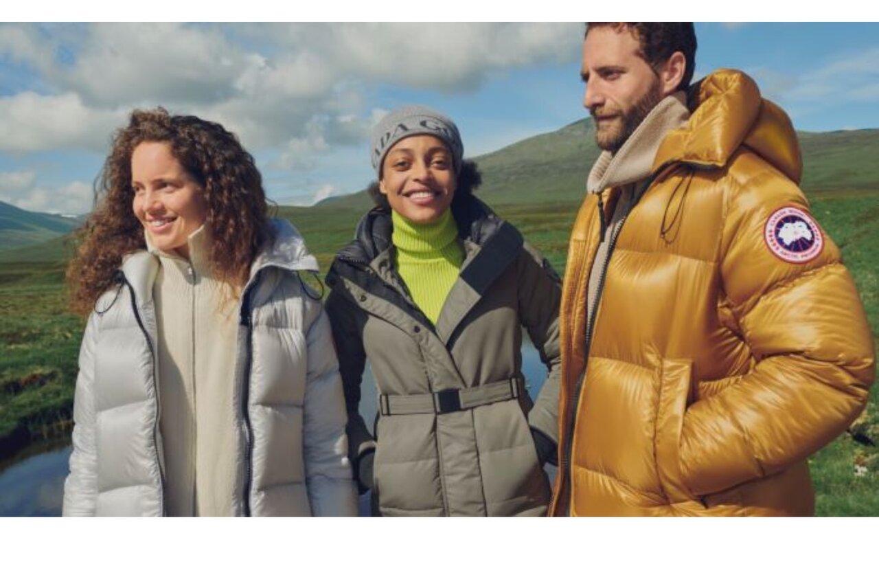 今年の冬はカナダグースで防寒しませんか?2021カナダグース秋冬新作コレクション