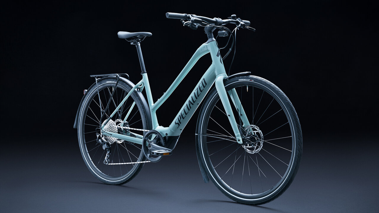 e-Bikeなのに超軽量!乗り降りしやすいSpecializedの「Vado SL」ステップスルーモデル