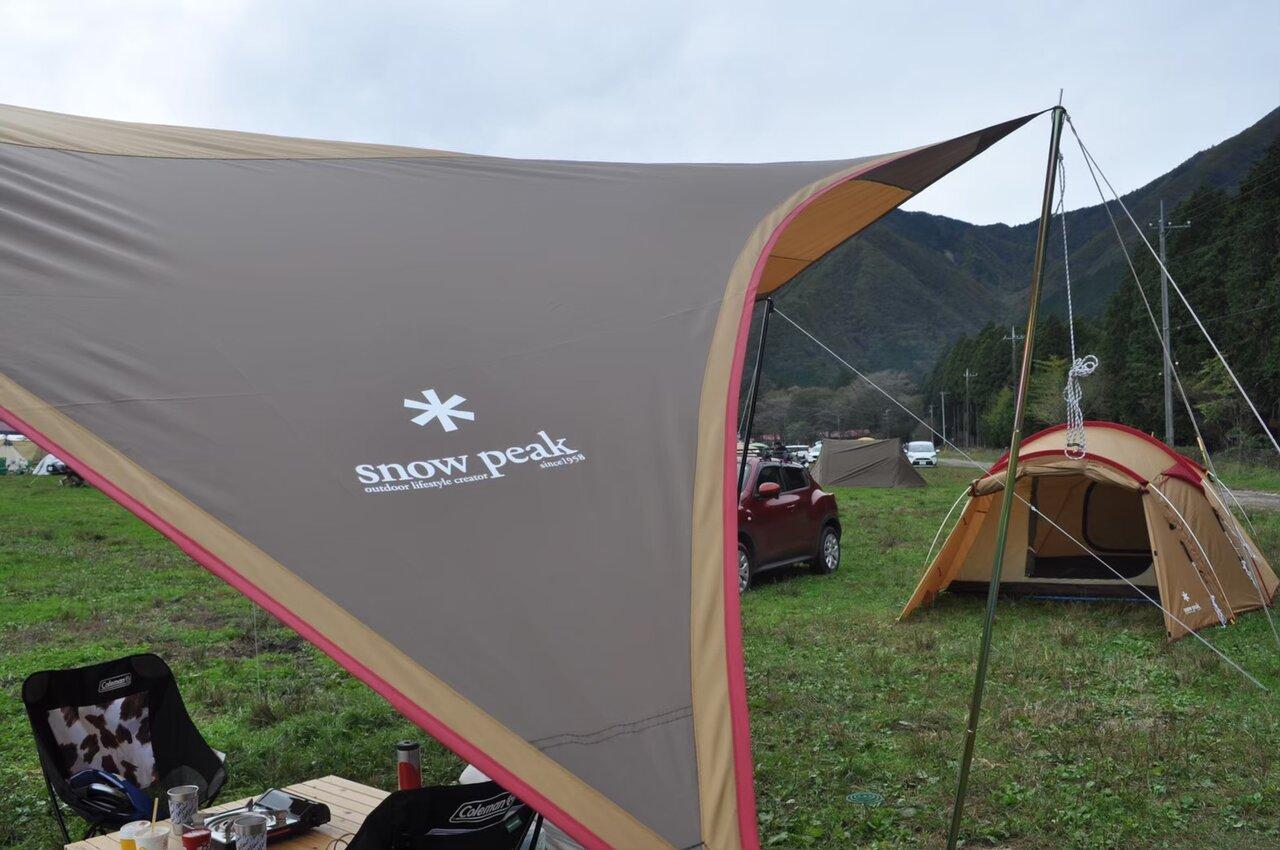キャンプを始めるならこれから!スノーピークのエントリーパックTT