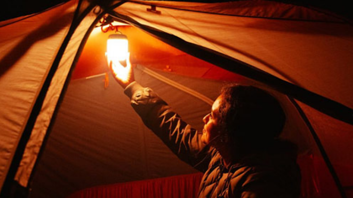 高演色LED搭載&最大200時間照射!バイオライト「アルペングローランタン 250」【MADUROセレクション】10月もキャンプ!
