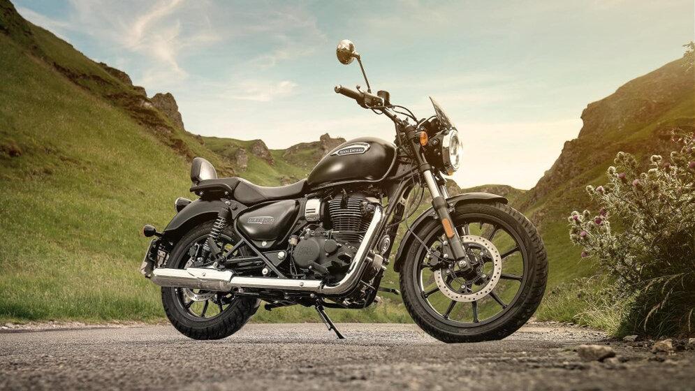バイク専用ナビシステム初導入!これ一台でどこでも行ける新型イージークルーザーRoyal Enfield「Meteor 350」