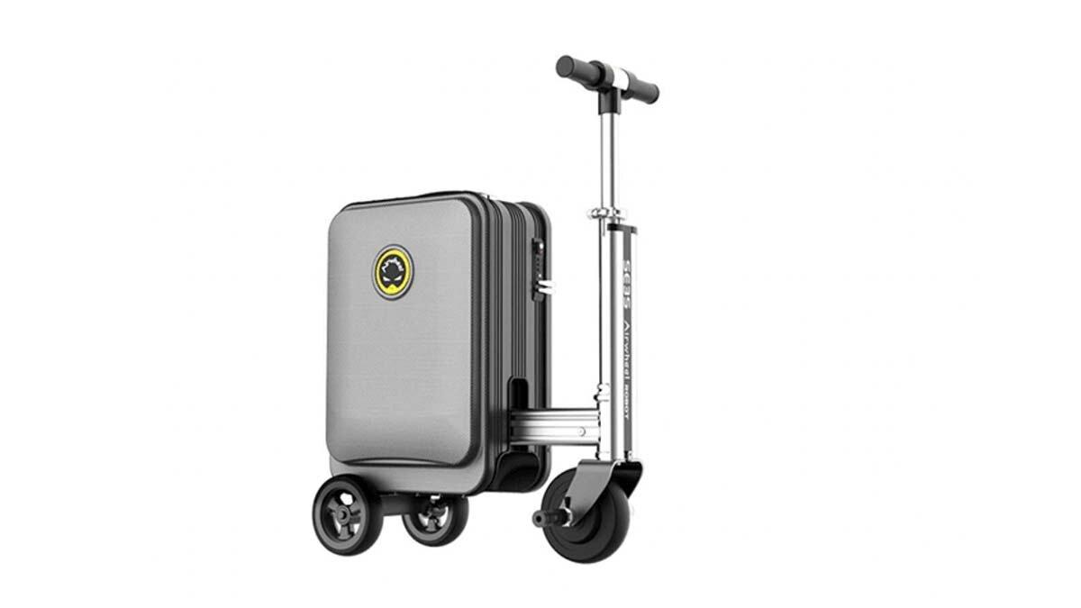 えっ、そんなのあり⁉︎乗って移動するスーツケース「SE3S/SE3minit」