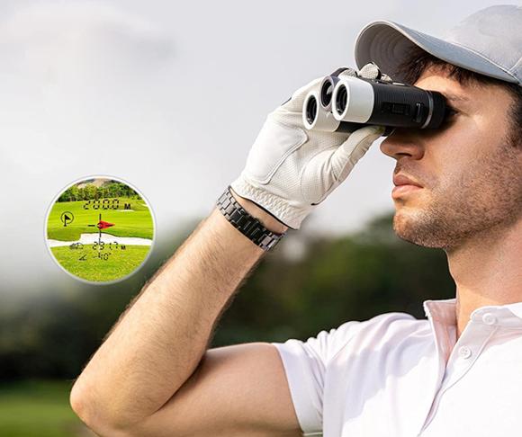 テクノロジーの力でゴルフ上達。レーザー距離計「MILESEEY BPFS2」でスコアアップ