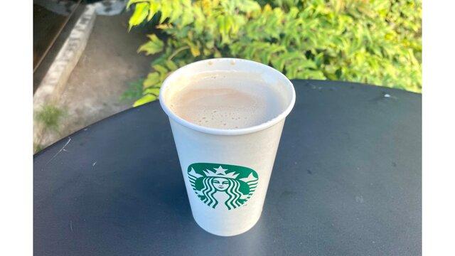 冷えた身体に優しい甘さを!スターバックス「ほうじ茶 & クラシックティー ラテ」で、ほうじ茶はどうでしょう