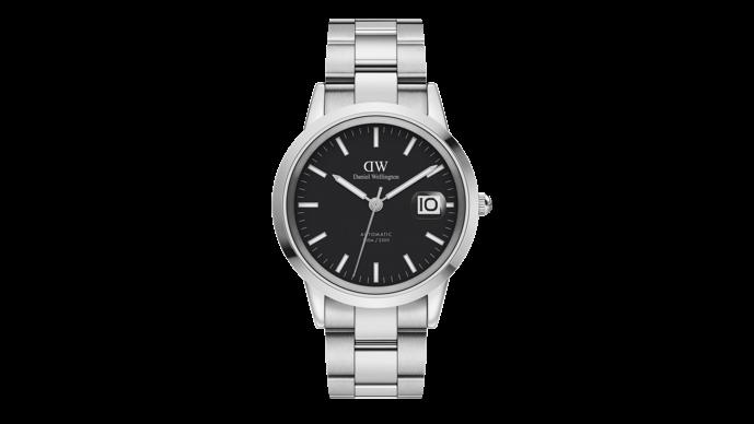 ダニエル・ウェリントン史上初の自動巻き時計!ミニマルの美学を追求した「Iconic Link Automatic」