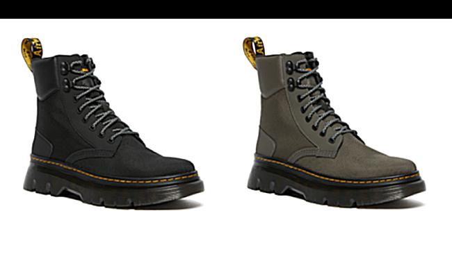 ドクターマーチンは次世代へ。スニーカー感覚で履けるモダンなブーツ「TARIK(タリック)」