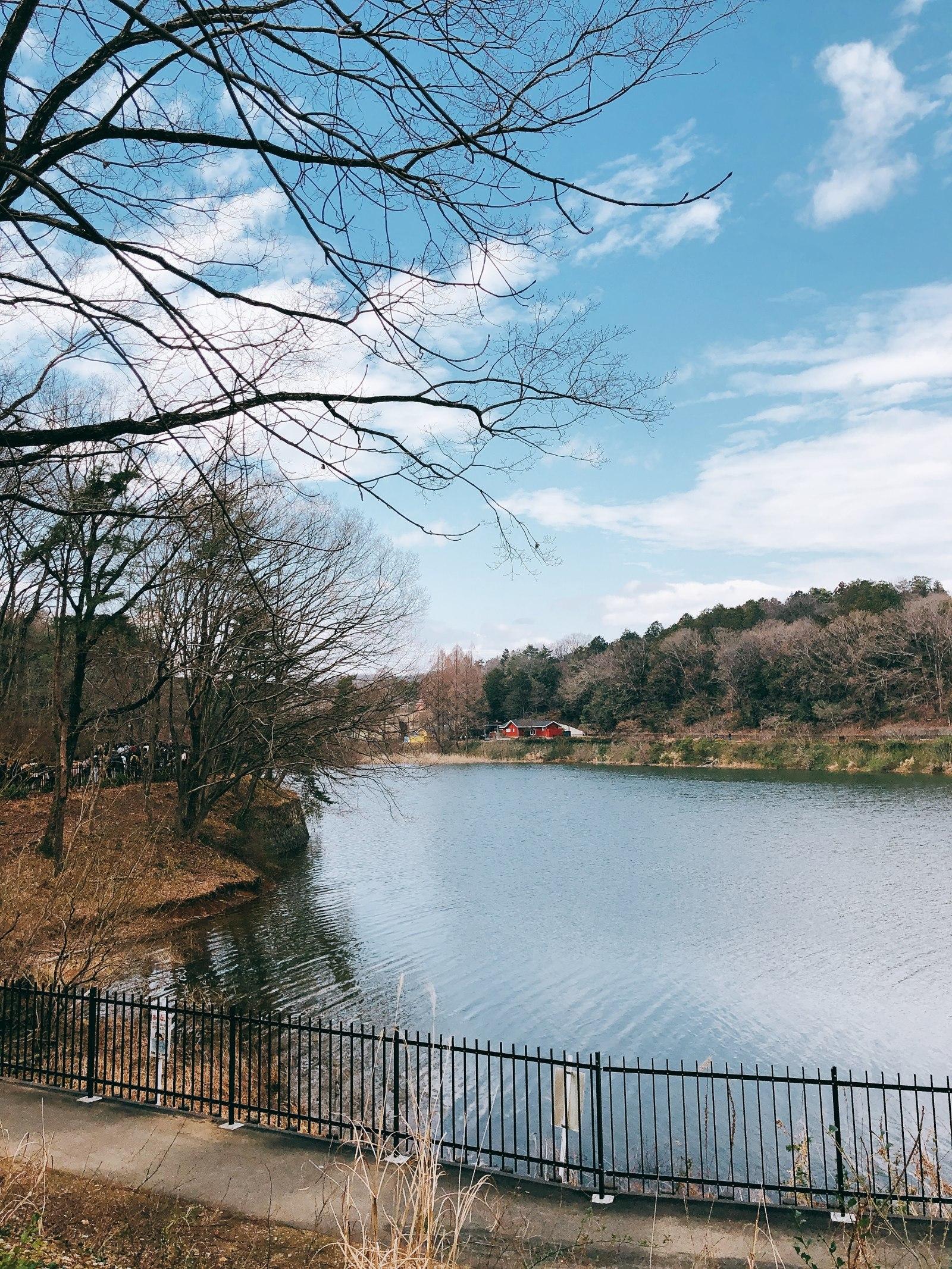 ムーミンバレーパーク 湖畔
