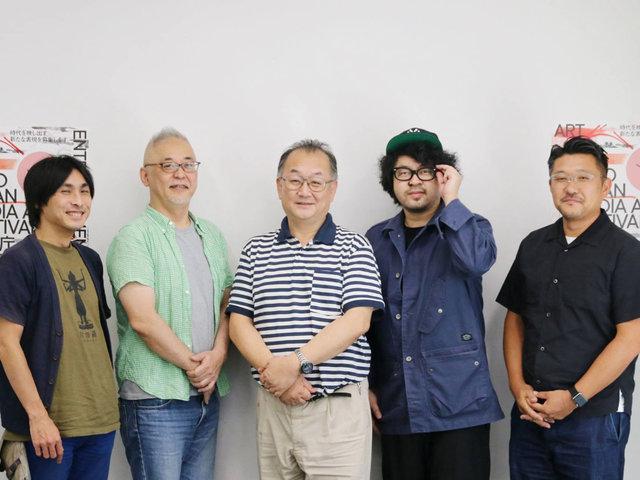 MEDIA GEIJUTSU 文化庁メディア芸術祭メモランダム 最終回