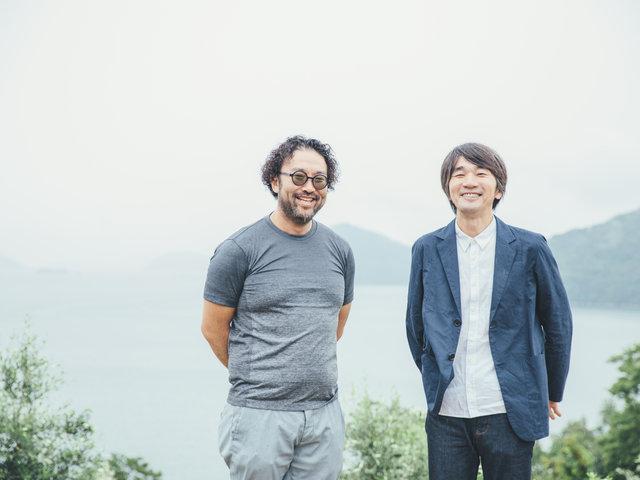 香川県三豊市を舞台に、古田秘馬さんと編集長・指出が 「関係人口」について考えました。