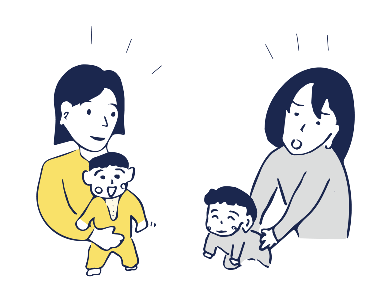 移動中にアップデートする、育児と移動のノウハウ。