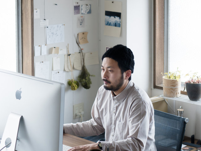 福井県大野市をデザインで開く。デザイナー・長谷川和俊さんのまちと遊ぶ編集力。
