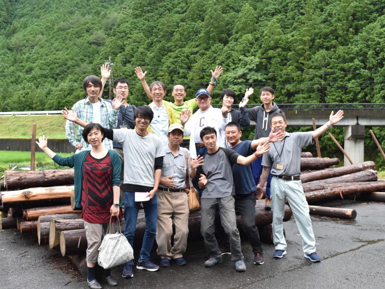 奈良・下北山