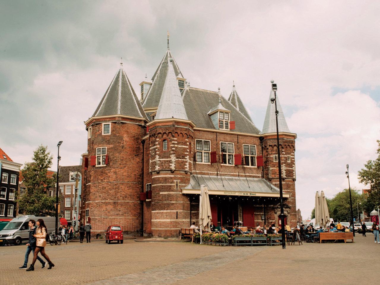 学び考え少しずつ世界を変えてゆく。アムステルダムのソーシャルテクノロジーをはぐくむ『Waag』