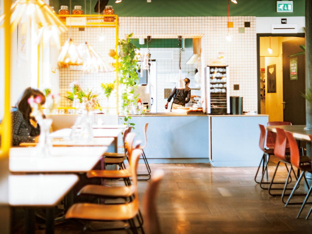 食材をレスキューし、新しいビジネスに。『Instock』のおいしい挑戦。