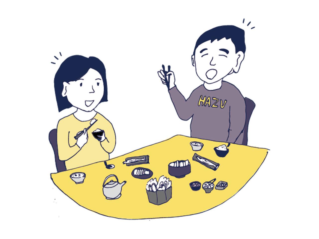 興味を持って、つくり、食べ、学ぶ。広がる夫婦の「食」ワールド。