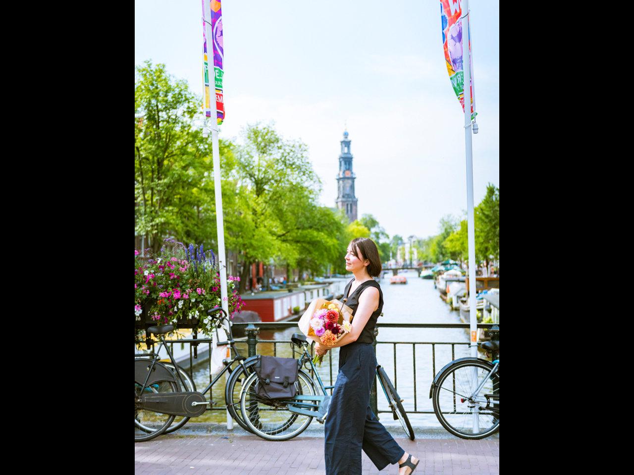 はじめての人はここへ行こう!ソトコト流アムステルダムのまち歩きガイド。Part