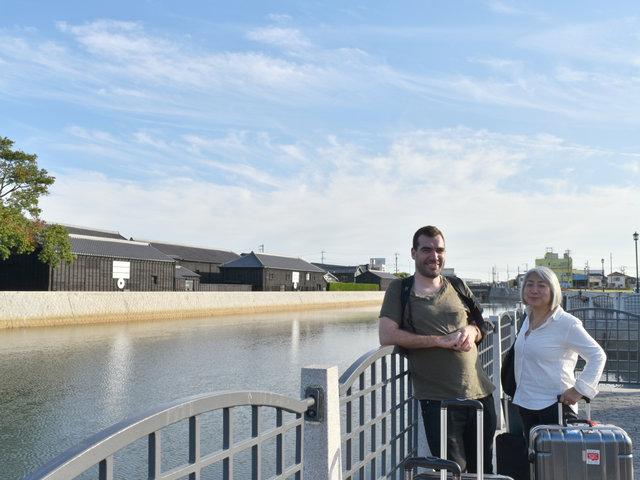 デンマークから、知多半島の醸造どころをめぐる旅。