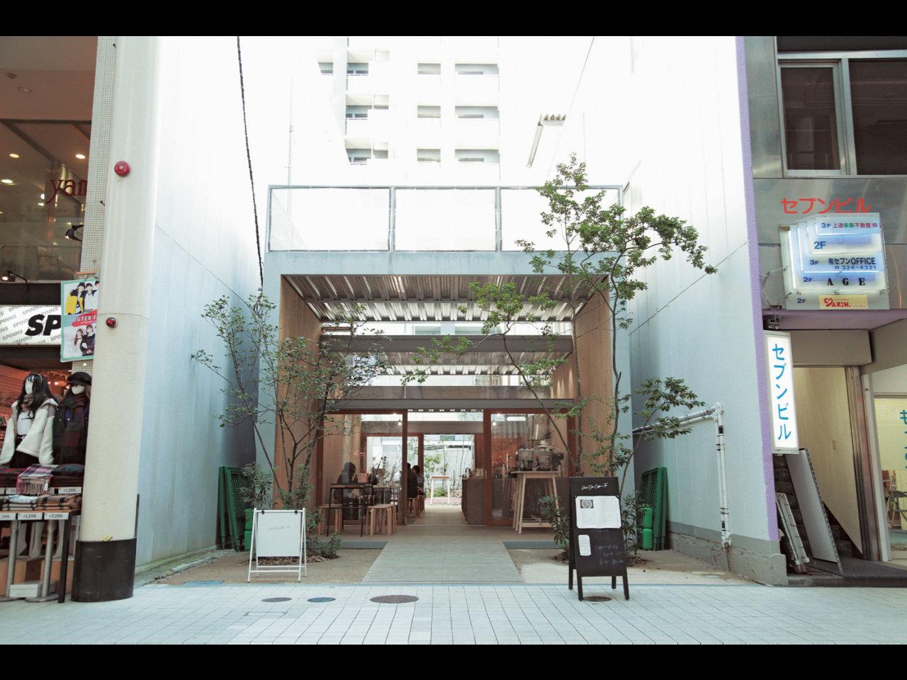 「なにも建てない」。それが最初のスタートでした。面木健さんの『オモケンパーク』。
