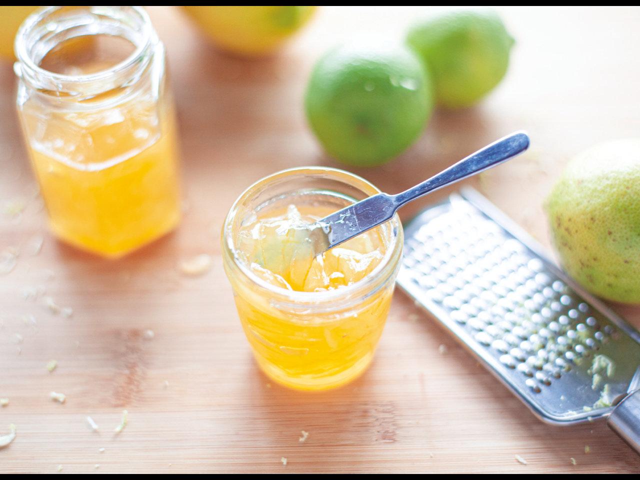 大長レモンのマーマレード
