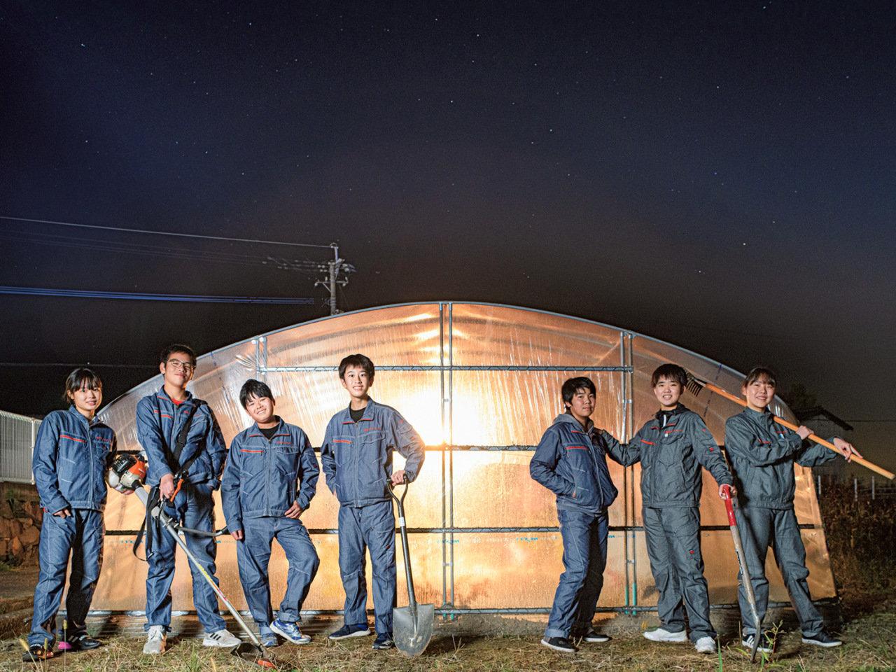 中学生がつくった会社『氷川のぎろっちょ』が挑戦する、「新・ムーンライト伝説」プロジェクト!