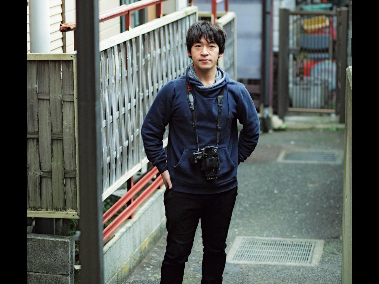 弁当配達をしながらカメラを向けた、10年間の日常。福島あつし