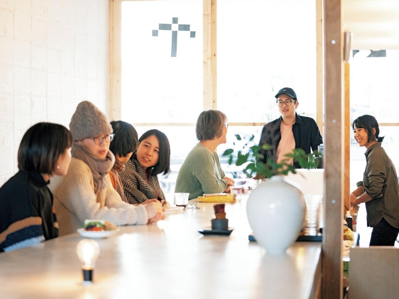 """東京・国立市で始まった、新たな""""社会実験""""。みんなで使う、シェア商店『富士見台トンネル』。"""