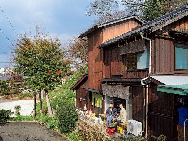 佐賀県で唯一の銭湯に寄り添い、お客さんを増やしたい。「町の勝手口」となるようなゲストハウス。