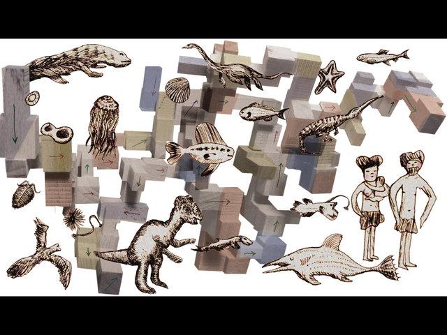 DNAのシャッフリング