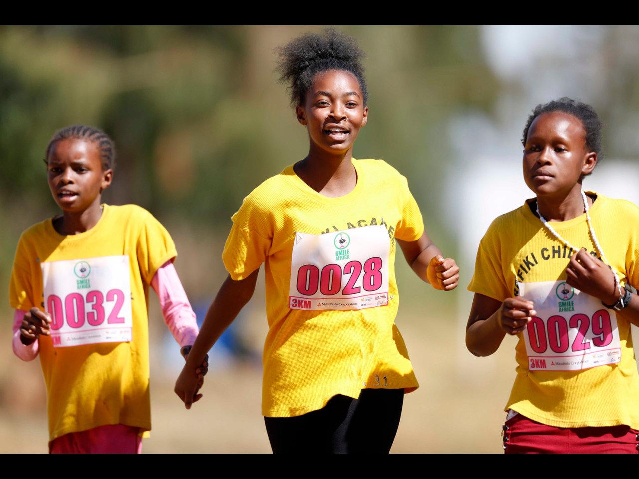 「ソトコト10キロ&5キロラン2018」を、ケニア・ナイロビ近郊で開催します。