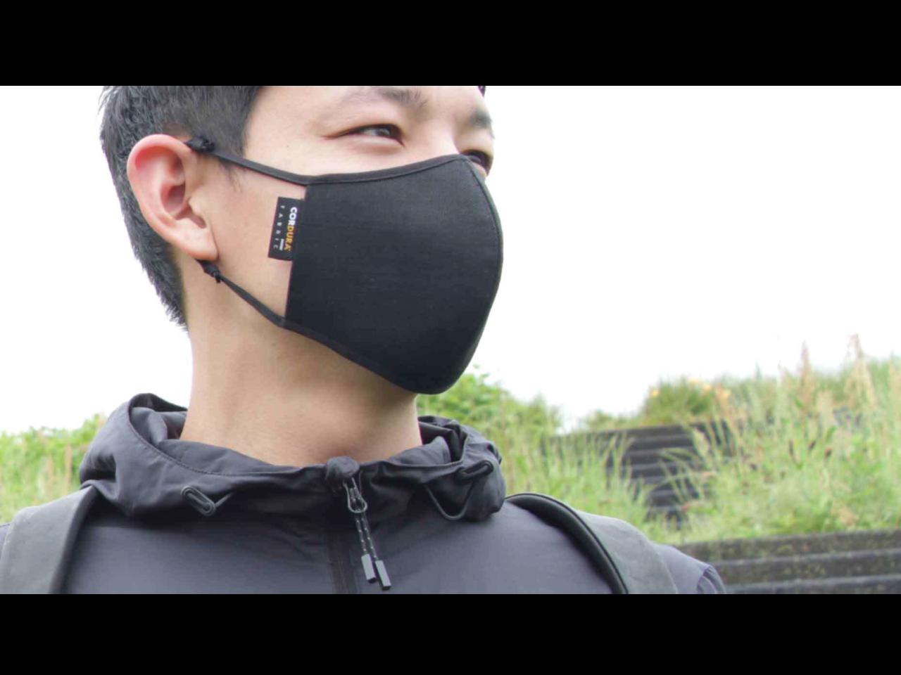 マスクは服に合わせて着替える時代に。日本製オリジナルファッションマスク販売開始です。