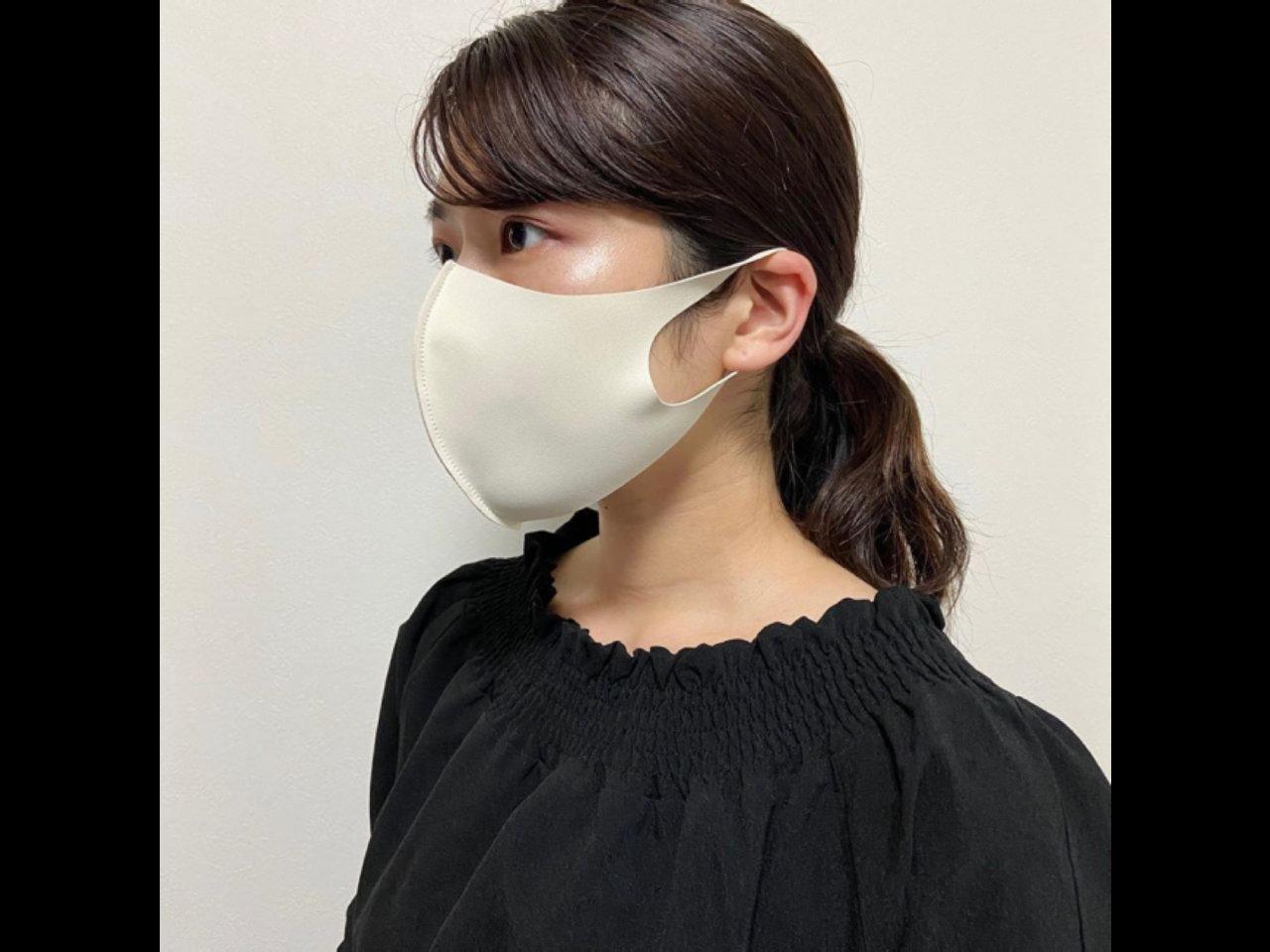 アパレルブランドが作る布マスク。「夏マスクプロジェクト」取扱いスタートしました。