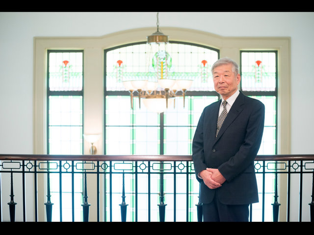 東京大学名誉教授/兵庫県立 人と自然の博物館名誉館長 岩槻邦男