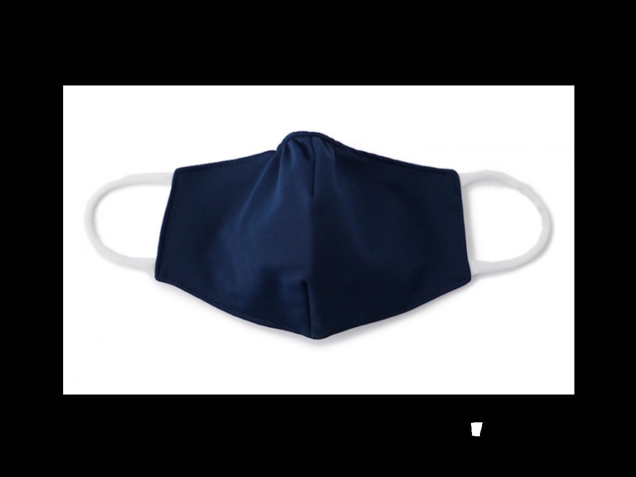 有名スーツブランドより、360度ストレッチで快適な着用感布マスクが登場です。