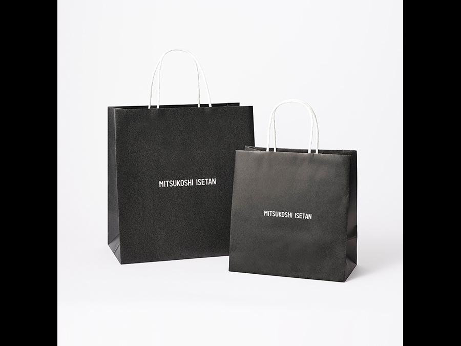 プラスチック製買物袋を廃止へ。国内百貨店全店にて2020年7月1日(水)より開始です。