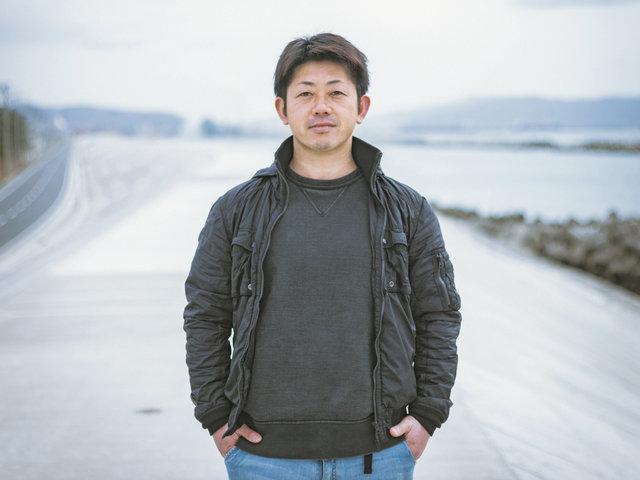 海苔漁師・相澤太さんが思う、海、漁業、食の未来。
