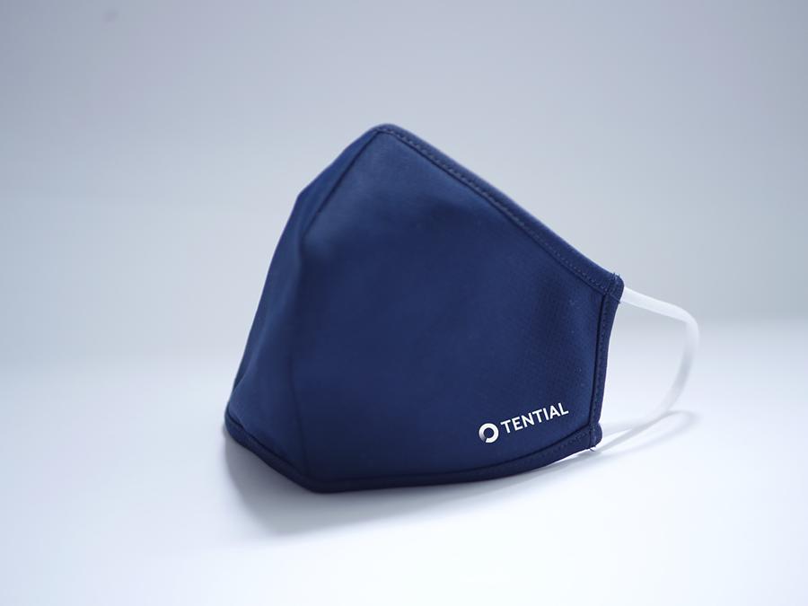 通気性、吸水速乾性に優れた素材を使用した「TENTIAL