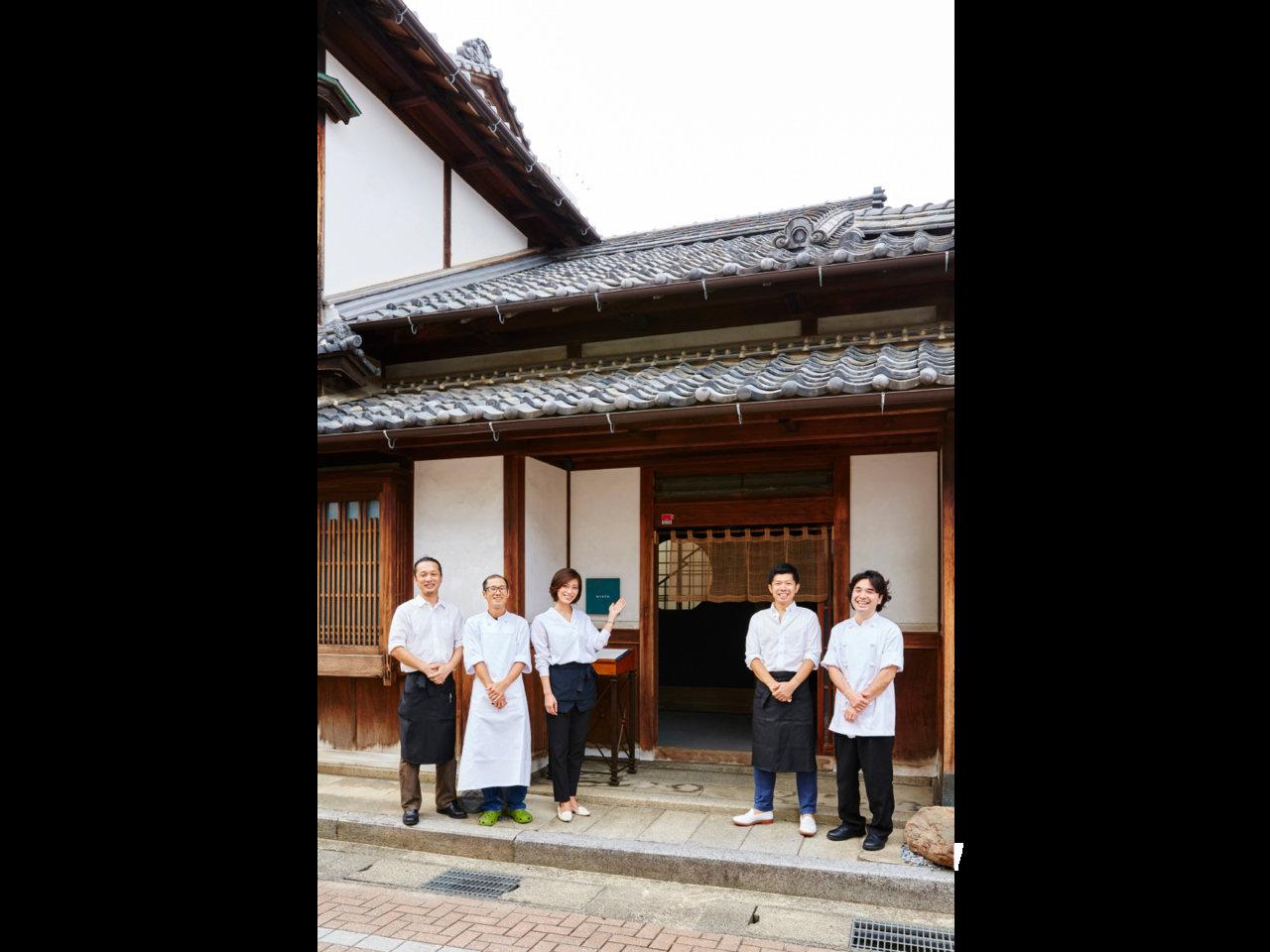 地元のお酢蔵が、イタリア料理店『aceto』をOPEN。京都・丹後で動き出した、食の街化構想。