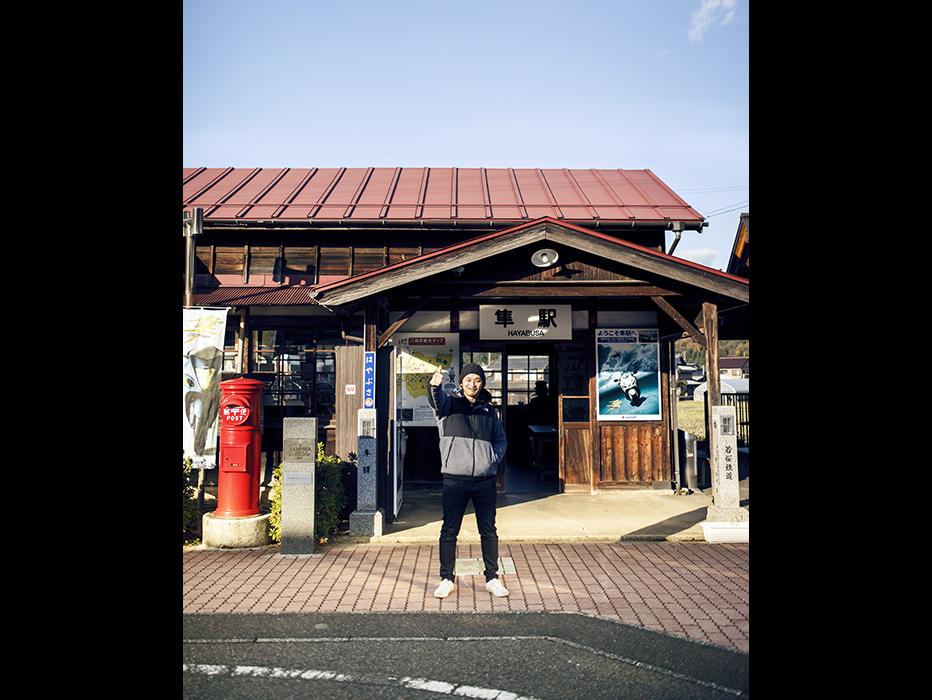 鳥取を元気にする、『トリクミ』古田琢也さん。