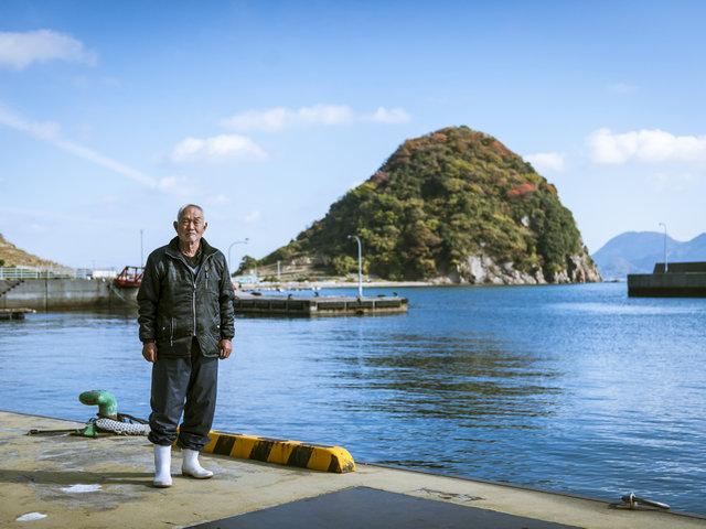 愛媛県・忽那諸島に関わりたい人を包み込む。「島のお父さん」、田中政利さんって何者!?