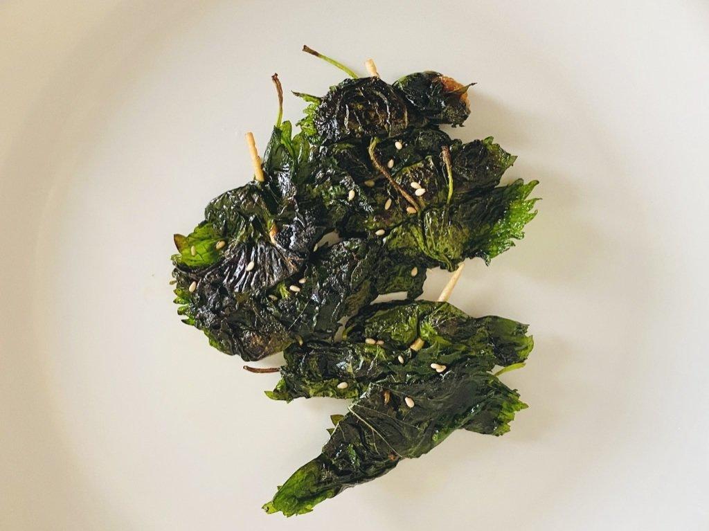 甘しょっぱい東北の夏おかず「しそ巻き」を常備菜に!