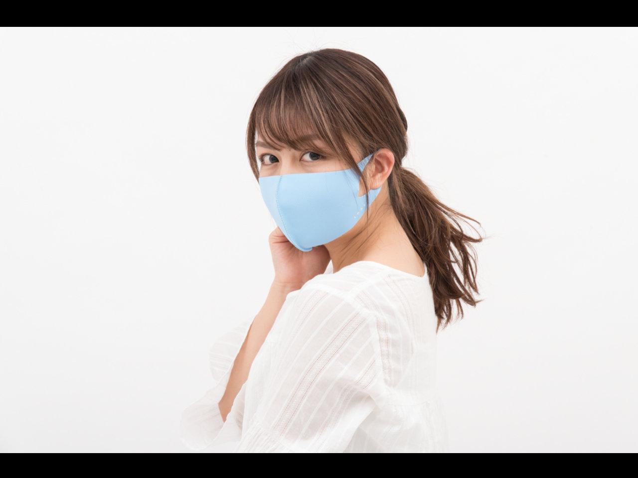 熱がこもらず長時間使用も快適な夏マスクがヴィレヴァンオンラインに新登場です。