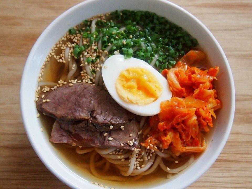 九州の夏の味〜別府冷麺お取り寄せ〜